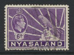 Nyasaland SG 136    used