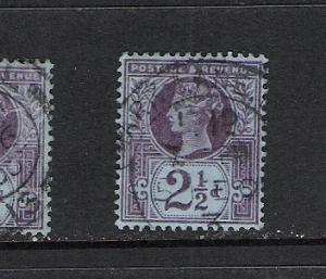 GREAT BRITAIN 114 VFU VICTORIA N533 B