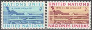 UN #194-5 MNH F-VF  (V1916)