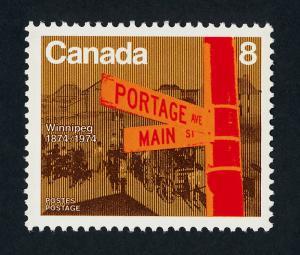 Canada 633 MNH - Winnipeg