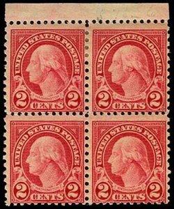 U.S. 1922-25 ISSUES 579  Mint (ID # 37425)