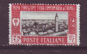 J18553 JLstamps 1927 libya-tripoli mh #b9 view tripoli