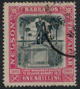 Barbados #108  CV $62.50