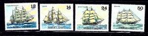 Samoa 503-06 MNH 1979 Ships    (ap1142)