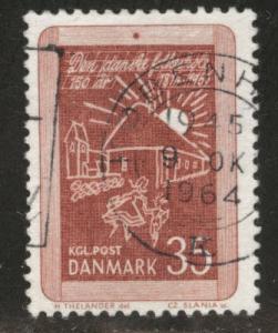 DENMARK  Scott 411 Used