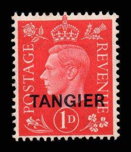 Morocco Agencies Tangier 1937 1d SG 246 mint CV £27