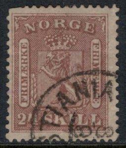 Norway #10  CV $65.00