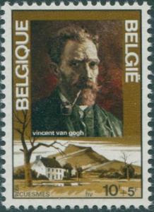 Belgium 1974 SG2361 10f+5f Vincent Van Gough MNH