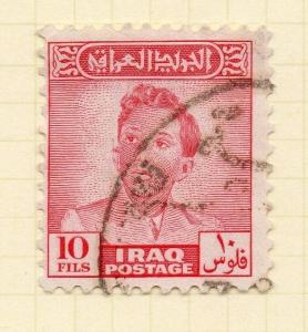 Iraq 1948 Faisal Early Issue Fine Used 10f. 169953