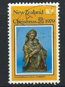New Zealand SG 1204 Fine Used