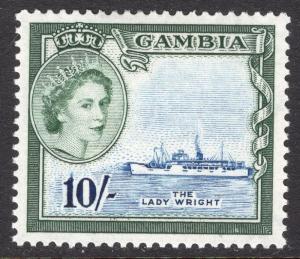 GAMBIA SCOTT 166