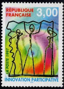 France Scott 2553 MNH** stamp