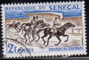 Senegal Scott No. 204