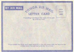 Tonga Higgins & Gage FG0 Unused.
