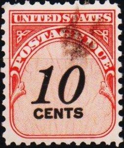 U.S.A. 1959 10c S.G.D1139 Fine Used