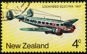 New Zealand. 1974 4c S.G.1051  Fine Used