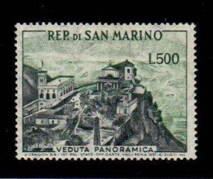 San Marino #411  Mint  Scott $62.50