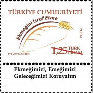 TURKEY 2015 - PREVENTING BREAD WASTE, WHEAT