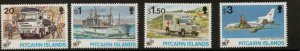 PITCAIRN ISLANDS SG483/6 1995 50th ANNIV OF UNITED NATIONS MNH