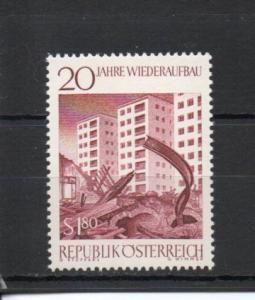 Austria 742 MNH