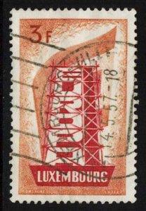Luxembourg Scott 319 Used.
