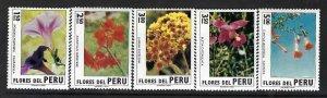 PERU 600-04 MOG FLOWERS M580