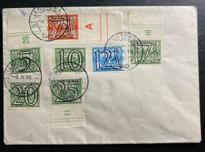 1940 St Jansteen German Occupation Netherlands Colorful Cover