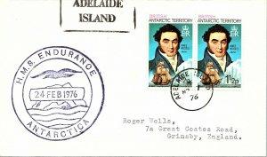 1976 British Antarctic Territory 142
