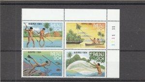 Palau  Scott#  58a  MNH Block of 4  (1984 Ausipex '84)