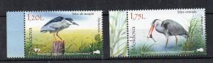 MOLDOVA - BIRDS - WATER BIRDS - 2018 -
