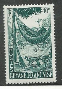 French Guiana #192  (MLH)   CV $0.30