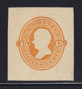U200 XF mint cut square PF certificate with nice color scv $ 700 ! see pic !