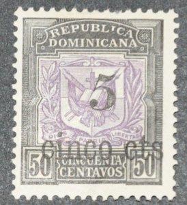DYNAMITE Stamps: Dominican Republic Scott #153 – MINT hr