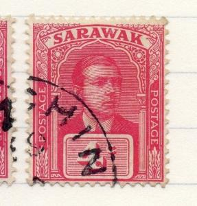 Sarawak 1918 Early Issue Fine Used 4c. 196153
