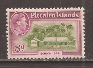 Pitcairn Islands scott #6A m/nh stock #T1838