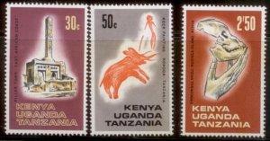KUT 1967 SC# 176,178-9 MNH L156