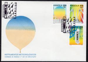ANGOLA SCOTT 860-862