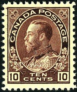 Canada #116 MINT OG NH