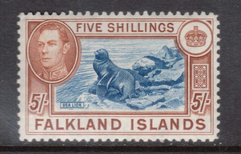 Falkland Islands #94 VF Mint