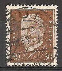 Germany #381 F-VF Used CV $2.50 (ST248)