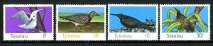 TOKELAU 57-60 MH SCV $3.70 BIN $1.55 BIRDS