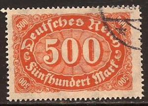 Germany  #  203  used