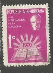 Dominican Republic RA48 VFU Z667-8