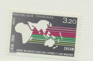 France Stamp Scott #2002 From 1986