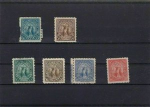 EL SALVADOR  MOUNTED MINT OR USED STAMPS ON  STOCK CARD  REF R1029