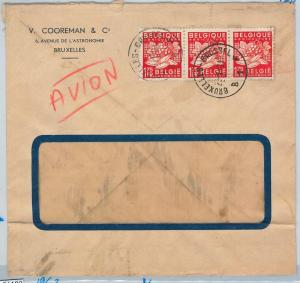 61122 -  BELGIUM - POSTAL HISTORY: COVER to ITALY 1943