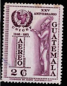 Guatemala  Scott C472A used stamp