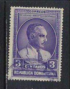 DOMINICAN REPUBLIC 313 VFU O801-5