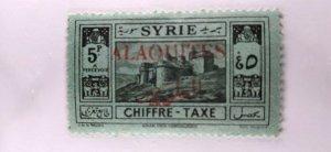 Alaouites #J10 mint hinged e21.4 13132