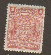Rhodesia #60a Mint